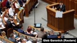 Рішення підтримали 373 народні депутати