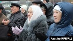 Молитва на 25-летие Конституции Татарстана в Казани. 6 ноября 2017 года
