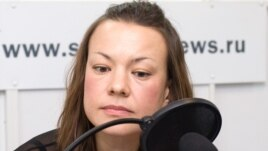 "Olga Allenova is a journalist for ""Kommersant"" newspaper"