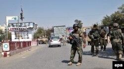 Əfqanıstan ordusu