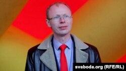Старшыня БСПДГ Ігар Барысаў