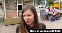 Жителька Донецька каже, що під час відпустки відпочиватиме вдома