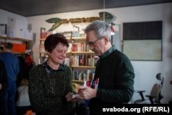 Удзельнікі фэсту «Прадмова» мог бясплатна атрымаць кнігу з аўтографам аўтара