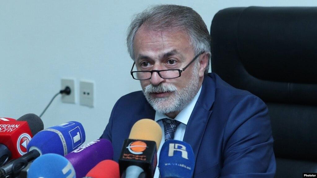 Арестован глава Комитета по градостроительству Армении