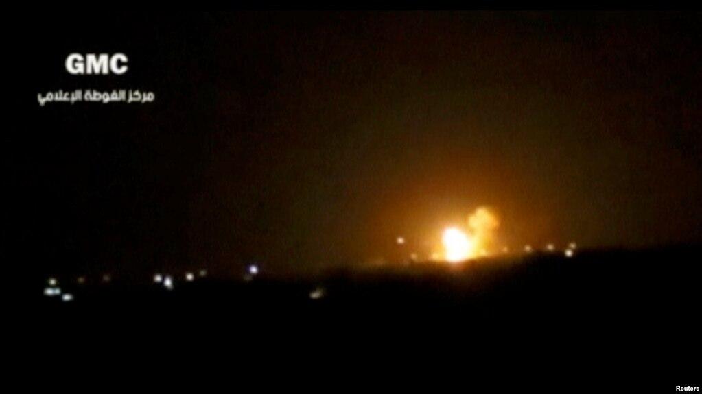 روسیه «حملات هوایی اسرائیل» به سوریه را محکوم کرد