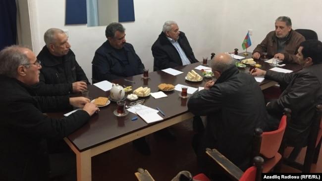 Rüfət Səfərovla bağlı mətbuat konfransı. 14mart2017