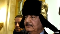 Khalifa Haftar (file photo)