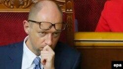 Украинскиот премиер Арсениј Јацењук
