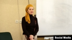 Мөгаллимә Резеда Сафиуллина