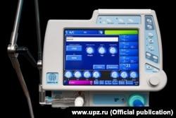 Аппарат ИВЛ Уральского приборостроительного завода