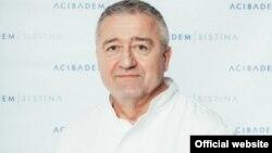Проф. д-р Александар Николиќ, Аџибадем систина.