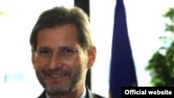Comisarul european Johannes Hahn (Foto: European Commission)