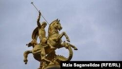 Святой Георгий. Иллюстративное фото