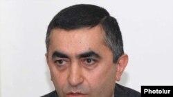 Armenia -- Armen Rustamian, a leader of the Armenian Revolutionary Federation.