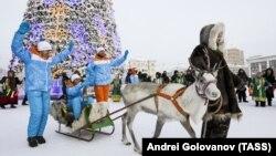 """Игры """"Дети Азии"""" в Якутии, архивное фото"""