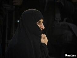 پروین احمدی نژاد، خواهر محمود احمدی نژاد نامزد انتخابات مجلس نهم شد