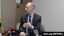 Координаторот на Европската советодавна група за Балканот и професор на Универзитетот во Грац, Флоријан Бибер