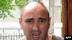 Обвиняемый в шпионаже фоторепортер Гиоргий Абдаладзе