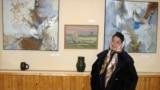Ада Райчонак у культурна-асьветніцкім цэнтры імя Язэпа Драздовіча