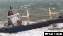 Pirates often target cargo ships in West African seas and has become an issue of global concern. (illustrative photo)