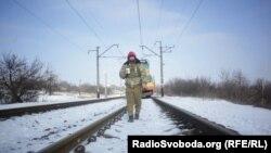 Блокада торгівлі на Донбасі
