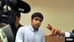 »مجید جمالی فشی، متهم به ترور یک «دانشمند هستهای ایران.