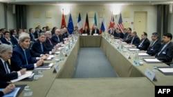 Շվեյցարիա - Իրանի միջուկային ծրագրի շուրջ բանակցությունների հերթական փուլը, Լոզան, 31-ը մարտի, 2015թ․