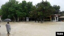 Наводнение (архивное фото)