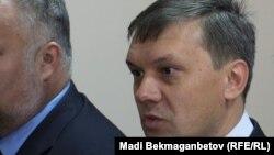 """Андрей Тетерюк, """"Жетінші күн адвентистері"""" шіркеуінің пастері. Астана, 9 қазан 2015 жыл."""