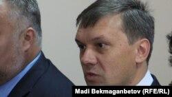 Андрей Тетерюк, Жетінші күн адвентистері шіркеуінің пасторы. Астана, 9 қазан 2015 жыл.