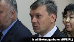 Андрей Тетерюк, пастор церкви адвентистов седьмого дня. Астана, 9 октября 2015 года.