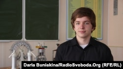 16-річний винахідник Леонід Оліфер