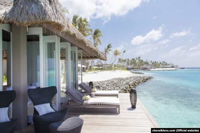 Острів в Індійському океані, на якому відпочивав Петро Порошенко