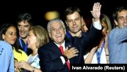 Konzervativac i milijarder Sebastian Pinjera pobedio je socijalističkog kandidata u drugom krugu