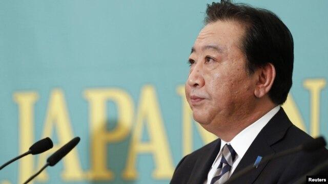 Prime Minister Yoshihiko Noda has conceded defeat