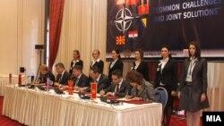 Потпишана заедничка изјава на претставниците на земјите-учеснички Конференција на министрите за одбрана на САД-Јадранската повелба.