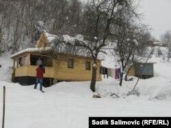 Kućica koju je Almira i Dušice Salihović