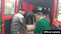 Татарстан районнарында гошер сәдакасы җыю
