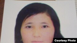 Tajikistan - Baktigul Khayribekkizi, 18 years old student suicided at Tajik National University in Dushanbe at April 2009