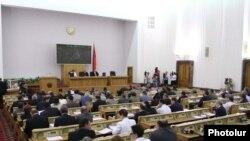 Ազգային ժողովի արտահերթ նստաշրջանը, 19-ը հունիսի, 2009 թ.
