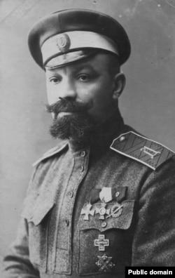 Генерал Кутепов, у которого с Врангелем были сложные отношения