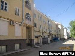 Дом в Екатеринбурге, где жил Тимофеев-Ресовский