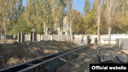 У Керчі будують модульний дитячий садок