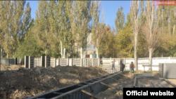 Строительство детского сада, иллюстрационное фото