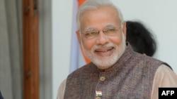 Kryeministri indian, Narendra Modi