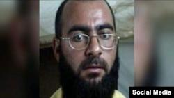 """Лидер экстремистской группировки """"Исламское государство"""" Абу-Бакр аль-Багдади."""