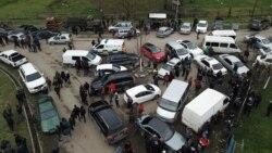 Պանկիսի կիրճում բնակիչների և ոստիկանների միջև բախումների հետևանքով 20 մարդ է տուժել