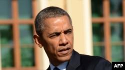 Президент США Барак Обама, 6 сентября 2013