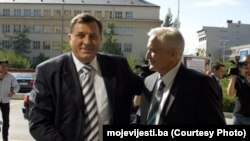 Milorad Dodik i Nikola Špirić, foto: mojevijesti.ba