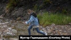 Пеший спуск по реке. Амина